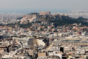 Funancials Honeymoon Athens
