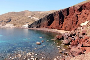 Red Beach Santorini Funancials